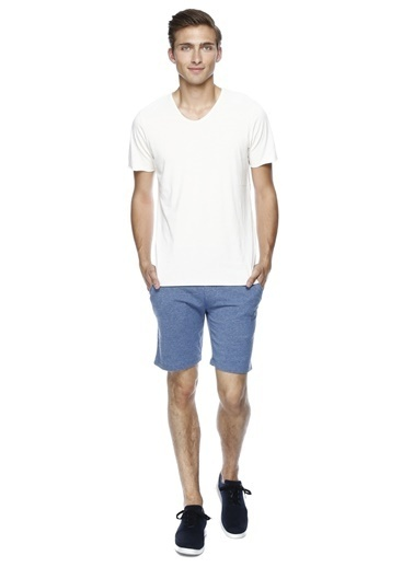 Jack & Jones Şort Lacivert